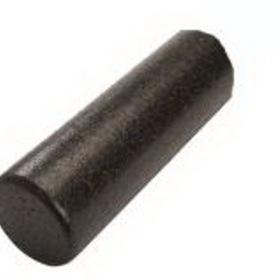SPRI High Density Black Foam Roller 12