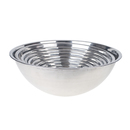 Aspire Set of 10 Stainless Steel Mixing Bowls, Polished Mirror Finish Nesting Bowl Cooking Supplies