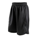 TopTie Men's Long Mesh Short With Pockets, Active Shorts, Running Shorts