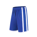 TopTie Men's Sportwear Training Shorts Side Stripes Active Running Shorts with Pockets