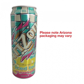 Streetwise Security Products CSAT Can Safe Arizona Ice Tea