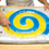 17222 Spiral Activity Gel Pad