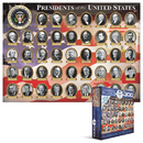 Presidents of the US Puzzle, 300 Pieces