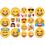 Emoji Puzzle, 100 Pieces