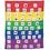 Learning Resources AC765 Rainbow Pocket Chart