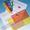 Lettering Guide Pack (set/4)