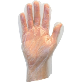 Disposable Plastic Gloves (100/box), Price/per box