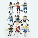 Beaded Sports Figures Craft Kit