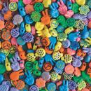 Retro Love Beads 1/2lb Bag