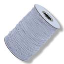 White Elastic Cord 144yd - Heavy