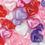 Heart Bead Assortment (220/bag)