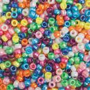 Pearl Pony Beads 1/2-lb Bag