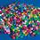 Pastel Alpha Beads 1/2-lb Bag