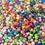 Pearl Alpha Beads 1/2-lb Bag