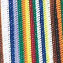 "Chenille Stems 6""x4mm - Assorted Colors (pk/100)"