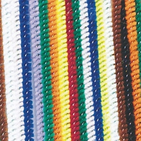"Chenille Stems 6""x4mm - Assorted Colors (pk/100), Price/per pack"