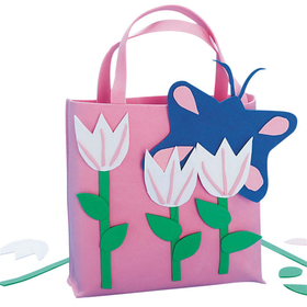 Pink Tulips Tote Bag© (pk/12), Price/per pack