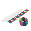 Color-Me Fabric Slap Bracelet