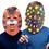 Color-Me Masks - Unprinted Animal
