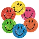 Trend Sparkle Stickers Smiles