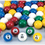 Plastic Bingo Balls