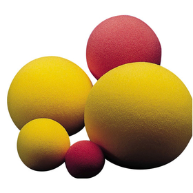 "2-5/8"" Uncoated Foam Ball, Price/each"