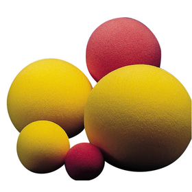 "4"" Uncoated Foam Ball, Price/each"