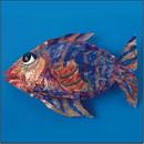 EduCraft Big Bag Giant Tropical Fish Craft Kit