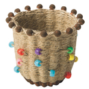 Ancient Culture Jute Basket Craft Kit