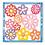 Floral Wood Trivet Craft Kit