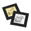 Golden and Silver Foil Tooling Craft Kit