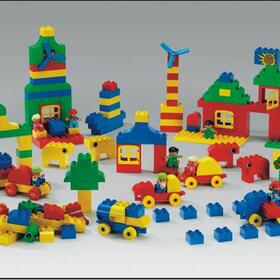 Lego LR1367 Town Set, 215 pcs. (set of 223)