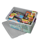 S&S Logic Games Easy Pack In A Tote