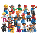 LEGO PEOPLE DUPLO SET OF 21