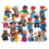 LEGO PEOPLE DUPLO SET OF 21