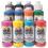 Color Splash! Liquid Tempera 16 oz. Assortment