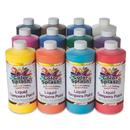 Color Splash! 32-oz. Liquid Tempera Paint Assortment