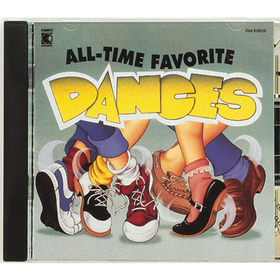 S&S MM104 All-Time Favorite Dances CD