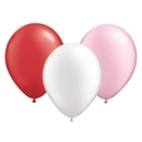 "12"" Valentine Latex Balloon Assortment"