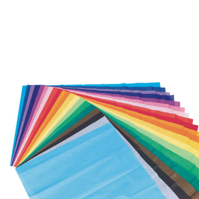 "Art Tissue Assortment, 20""x30"" (pk/20), Price/per pack"