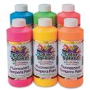 16-oz. Color Splash! Fluorescent Paint Liquid Tempera