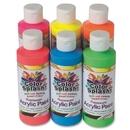 8-oz. Color Splash! Fluorescent Acrylic Paint