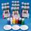 Color Splash! Acrylic Paint Pass Around Pack, 3/4 oz.