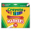 Crayola SC1036 Classic Broad Tip Markers  (box of 12)