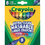 Crayola SC1162 Large Washable Crayons (box of 8)