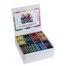Color Splash! Crayons PlusPack - 8 Colors