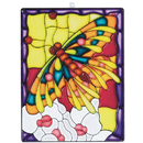 Stain-A-Frame Set - Butterfly Scene
