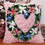 "Heart Wreath Latch Hook Kit 12""x12"""