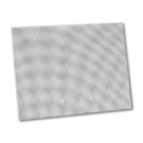 "Pre-Punched Clear Plastic Canvas Sheet, 12""x18"""