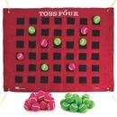 Toss Four Game Target and Balls